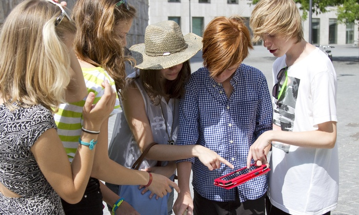 POGO Events - Multiple Locations: Up to 50% Off Scavenger Hunt at POGO Events