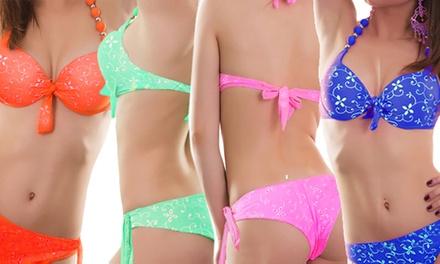 Bikini modelo Ginevra en color y talla a elegir