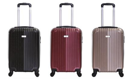 Slimbridge Borba Lightweight Wheeled Hardshell Cabin Suitcase
