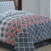 Geometric Bed-in-a-Bag Set (8-Piece)