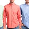 Indigo Star Men's Button Down Shirt