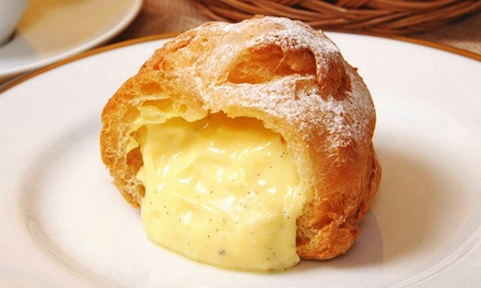 $9 for Six Original Cream Puffs at Beard Papa's ($14 Value)