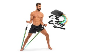 Élastiques de fitness et yoga