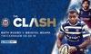 Bath Rugby v Bristol Bears: Child (£5), Adult (£11.25)