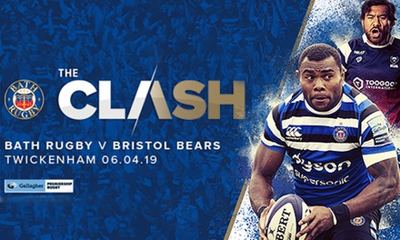 Bath Rugby Twickenham Greater London Groupon