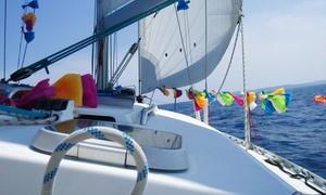 PASSION MARINE: Une demi-journée en voilier pour 1 ou 2 personnes dès 39 € avec Passion Marine