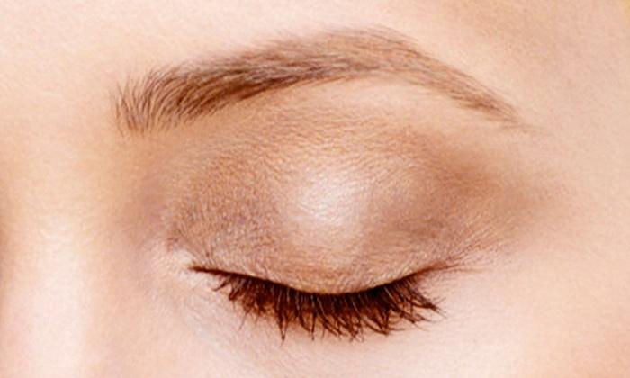 European Facials By Eva - Winter Park: Eyelash and Eyebrow Tinting with Optional Eyebrow Wax and Sculpting at European Facials By Eva (Up to 56% Off)