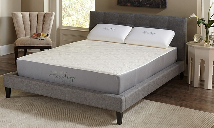 Nature 39 S Sleep 10 Mattress Groupon Goods