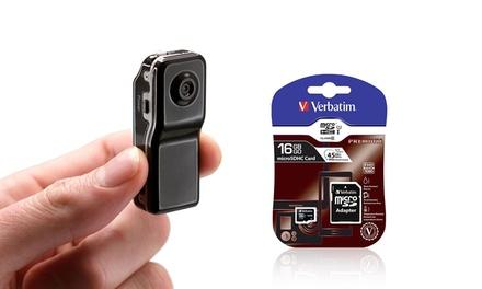 1 o 2 cámaras digitales Mini DV con accesorios
