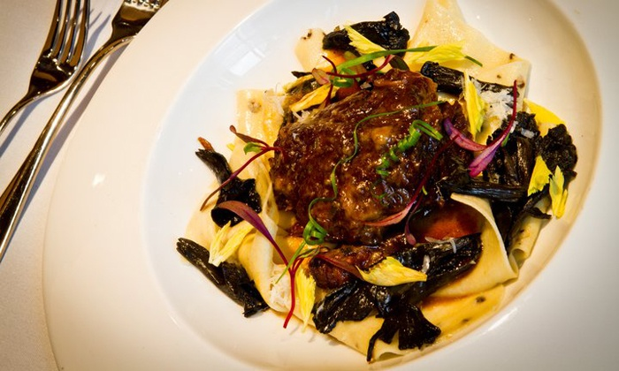Centro Restaurant and Lounge - Downtown Providence: $19 for $50 or $51 for $100 Worth of Italian Dinner and Drinks at Centro Restaurant and Lounge