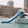 52ft Yacht Cruise and Water Slide Experience