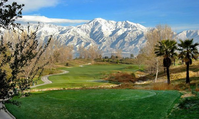 Empire Lakes Golf Course - Rancho Cucamonga: $99 for an 18-Hole Round for Two with Cart and Range Balls at Empire Lakes Golf Course ($172 Value)