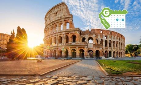 Roma: habitación doble para 2 personas con desayuno o media pensión en Hotel Casa Tra Noi
