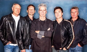 Little River Band: Little River Band, Molly Hatchet, and Pat Travers Band on Saturday, October 10, at 7:30 p.m.