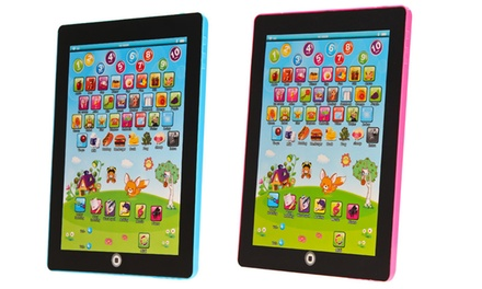 1 o 2 tablets multimedia para niños