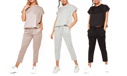 Women's Lightweight Tracksuit: One $19 or Two $34