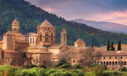 Reus: estancia para 2 personas con desayuno y opción a media pensión en Hotel Gargallo Gaudi