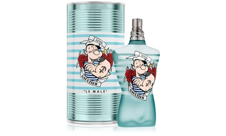 Eau de toilette Le Male Popeye Eau Fraîche by Jean Paul Gaultier, 125 ml