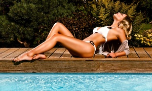 Hair & Body Bliss: Full Body Spray Tanning: One ($15) or Two People ($29) at Hair & Body Bliss (Up to $100 Value)