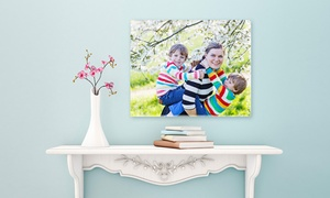 Picture it on Canvas: One or Two Gallery-Wrapped Canvas Prints from Picture It On Canvas (Up to 90% Off). Five Options Available.