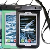 """Waterproof Pouch with Neck Strap for Mobile Devices up to 5.5"""""""