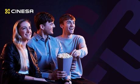 1 entrada de cine de lunes a domingo en Cinesa