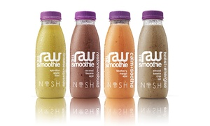 Nosh 3-Day Raw Juice Pack
