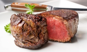 $40 Off a Meal at Bobby Van's Steakhouse at Bobby Van's Steakhouse, plus 6.0% Cash Back from Ebates.