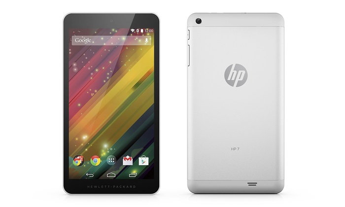 """HP 7 G2 8GB 7"""" Tablet with Android OS (Refurbished): HP 7 G2 8GB 7"""" Tablet with Android OS (Refurbished)"""