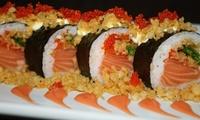 Menú para 2 personas con entrante, 20 piezas de sushi de bocado y bebida desde 19,95 € en Sushi Live
