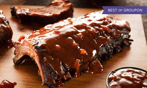 Elmer's BBQ: $49 for an Ultimate BBQ Feast from Elmer's BBQ ($79.99 Value)