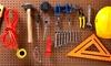 138-Piece Pegboard Bin Organiser Hook Set