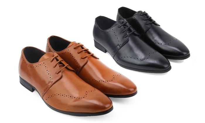 Men's Xray Medallion Oxford Shoe