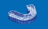 Férula de descarga rígida Michigan, revisión y limpieza bucal con fluorización por 79,95 € en Clínicas Dentales Vergara