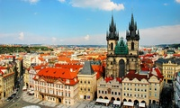 Prague: 1-3 Nights for Two Including Breakfast or Half Board at 4* Hotel U Divadla