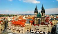 Prague : 1 à 3 nuits en chambre standard avec petit déjeunerpour 2 personnes