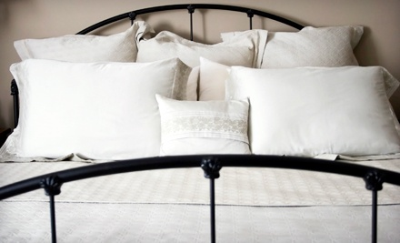 $50 Groupon for Pillows, Sheets, Mattresses Pads, and Other Sleep Accessories - Verlo Mattress Factory Stores in Longmont
