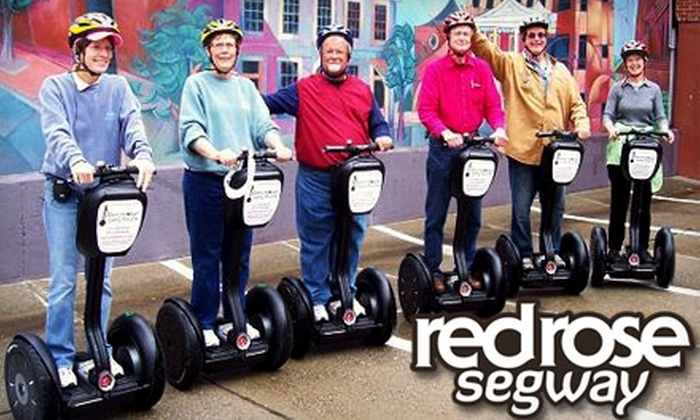 Red Rose Segway - Lancaster: $35 for a Guided Segway Tour from Red Rose Segway (Up to $65 Value)