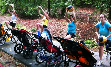 5-Class Pass (a $75 value) - Stroller Strides   in Spring Lake