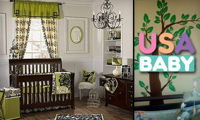 USA Baby & Kids - Midlothian: $40 for $100 Worth of Children's Furniture and Accessories at USA Baby & Kids