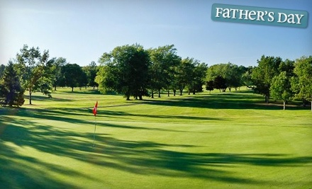 Skyland Golf Course: One Round of Golf with a Cart Rental (Tue.-Fri.) - Skyland Golf Course in Hinckley