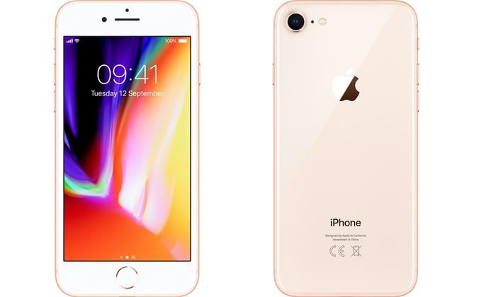 iphone 8 plus 64 go neuf avec garantie