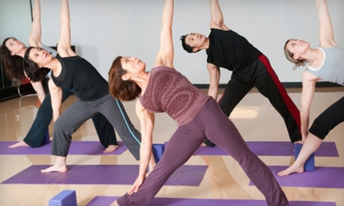 Soul Power Yoga - Marlboro: $20 for Adult Five-Class Card at Soul Power Yoga (Up to $80 Value)