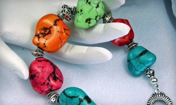 Spring Beads - Ribinson: $12 for a Basic Beading Class at Spring Beads ($25 Value)