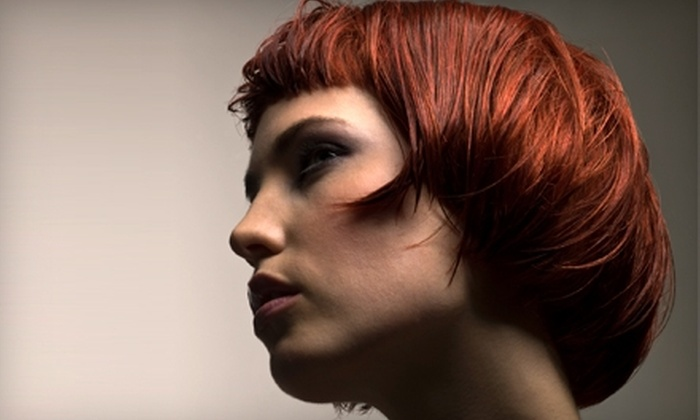 Impulse Hair Designs - Downtown Providence: $20 for Haircut and Style at Impulse Hair Designs (Up to $40 Value)