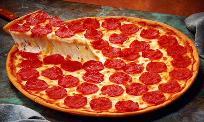 Uncle Vito's NY Pizza - Marietta: $15 for $30 Worth of Pizzeria Fare at Uncle Vito's NY Pizza