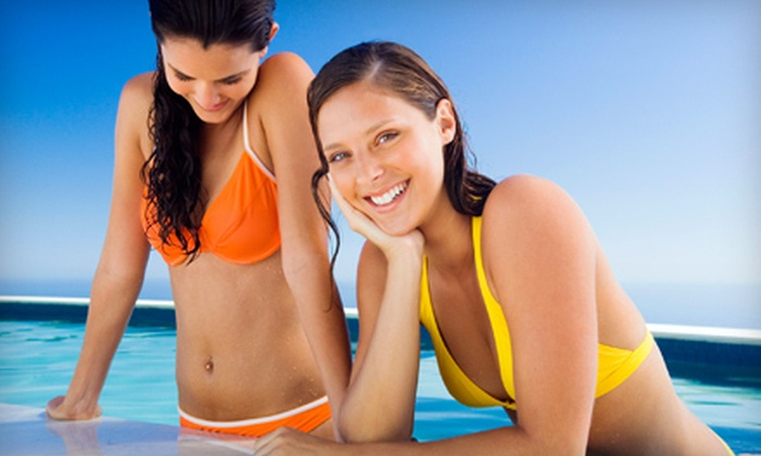 Beautiful Tans - 1: One Month of Unlimited Tanning or Two Spray Tans at Beautiful Tans in Johnson City (Up to 56% Off)