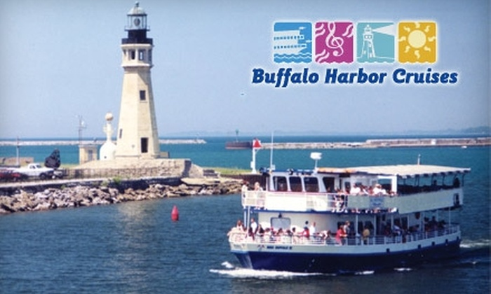 Buffalo Harbor Cruise - Waterfront: $7 for a Two-Hour Narrated Sightseeing Tour with Buffalo Harbor Cruises ($15 Value)