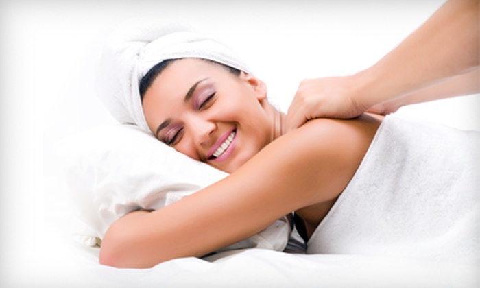 Back to Basics Wellness - Maplewood - Oakdale: $95 for Two 60-Minute Massages with Infrared Sauna Sessions at Back to Basics Wellness in Maplewood ($190 Value)