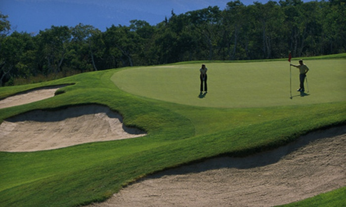 Morningstar Golfers Club - Waukesha: Golf Outing for Two or Four at Morningstar Golfers Club in Waukesha